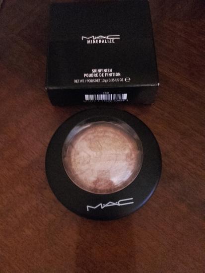 Mac - mineralze- skinfinish