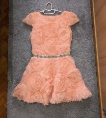 Haljina 3D ruže