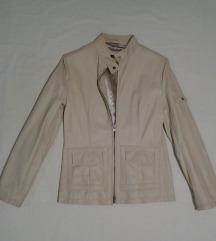 SNIŽENOOO! ITALY kožna jakna,doneta od preko/M.