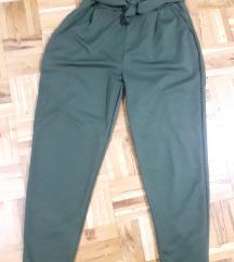Zelene pantalone