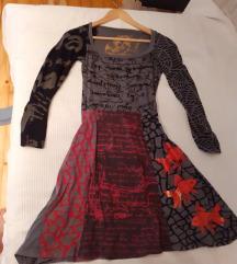 Original desigual haljina