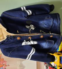 Miki maus decija jaknica 92