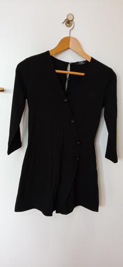 Bershka crna haljina / suknja - pantalone S/M