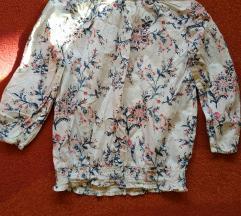 H&M boho košulja 158/XXS