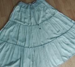 H&M teksas suknja
