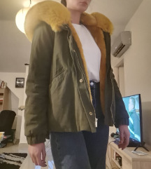Parka zenska zimska jakna