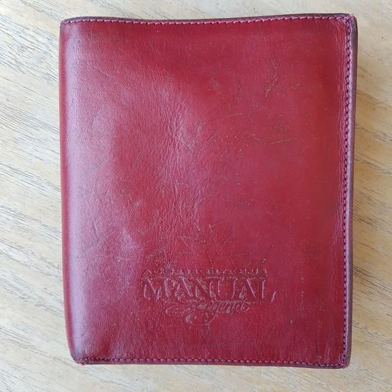 MANUAL kožni novčanik