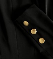 Sako haljina, crna - fotografija licno moja