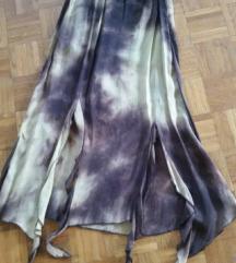 Vintage, dugacka  suknja vel. M