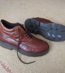 Muške zimske kožne cipele broj 43 (Novo)
