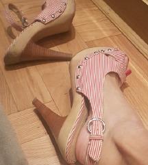STEVE MADDEN original - sandale  38,5 snizz
