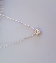 Srebrna ogrlica NOVO