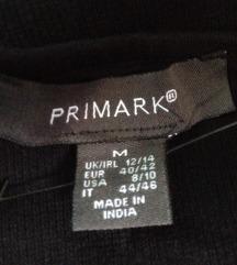 Crna Primark crop na bretele