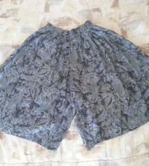 Dugi šorts-suknja