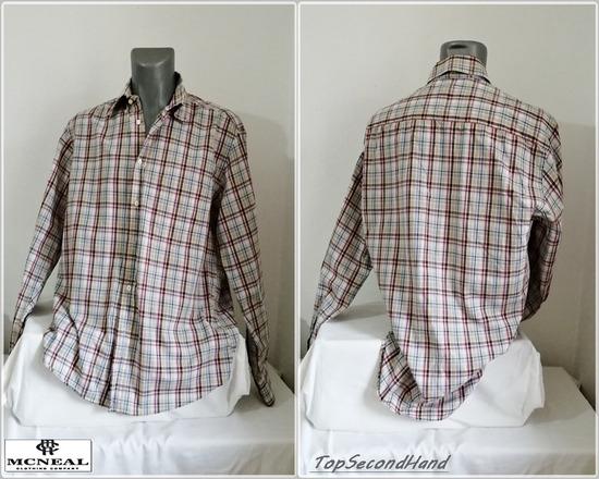 6.5.2. McNeal XL karirana košulja
