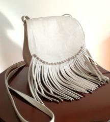 Kozna torbica sa resama