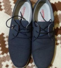 MUSKE cipele 41 vestacka koza