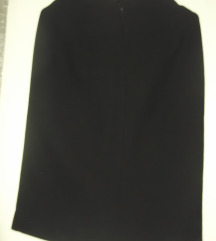 Crna poslovna suknja 2