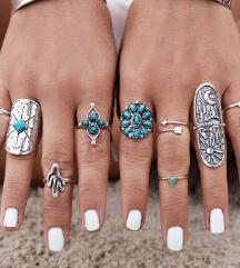 nov komplet prstenova