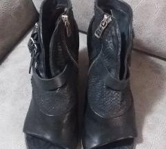 Fenomenalne A.S. 98 sandal cipele  crne