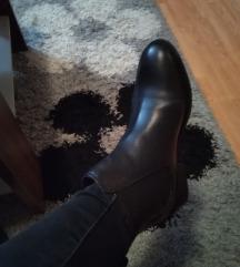 Kožne cipele/gležnjace 37 rezz
