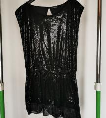 Svecana haljina sa šljokicama
