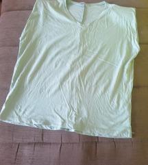 Mint majica sa naramenicama