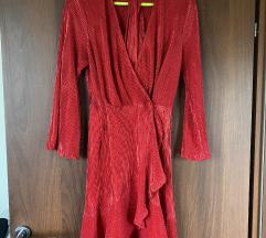 Balašević crvena haljina NOVA