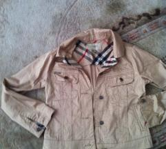 Burberry jaknica