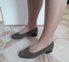 CHELLIS LavarzioneArtigiana maslinaste  cipele