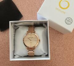 Rose gold sat sa Swarovski kristalima NOVO