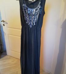 Dugačka pamučna haljina