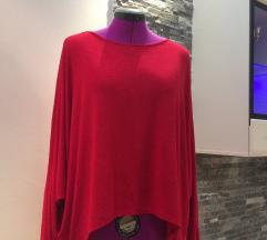 Crop crvena majica