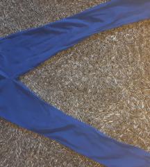 Plave pantalone L samo danas 500din
