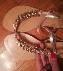Potpuno nove kožne sandalice 41/40