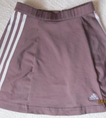 ADIDAS sportska suknja, kao novo
