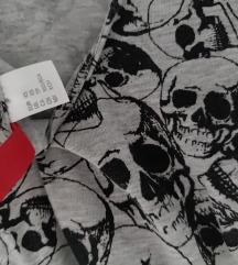Majica na lobanjice