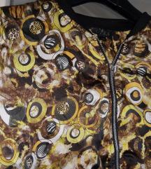 Bomber jakna svila
