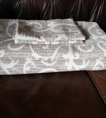 Posteljina za bracni krevet