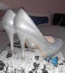 Cipele srebrne