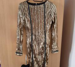 NOVA CENA! Novo Svečana haljina + pojas gratis