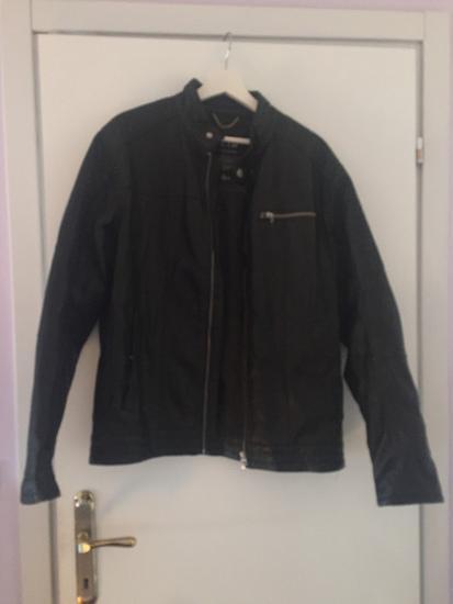 Tom Tailor kozna jakna