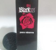 Black XS Paco Rabanne ženski parfem 20 ml
