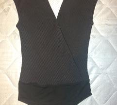Crni elegantan Zara body