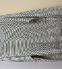 Končani džemper  sa puff rukavima