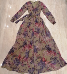 Duga sarena haljina