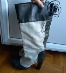CNC Italijanske kožne čizme
