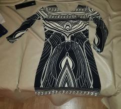 Sivena haljina M\L