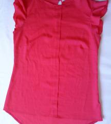 Pink bluza  kratkih rukava