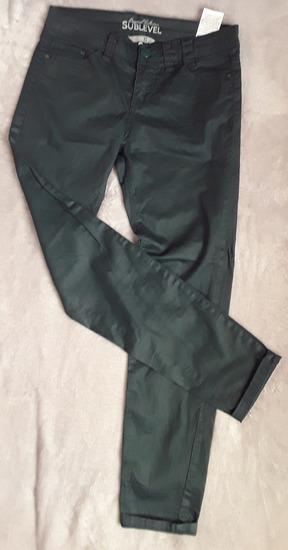 Zelene skinny pantalone S